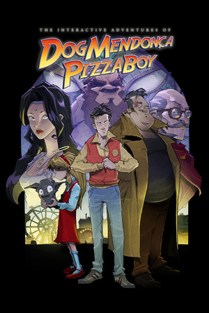 The Interactive Adventures of Dog Mendonça & Pizzaboy poster image on Steam Backlog