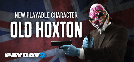 PAYDAY 2: Old Hoxton Character Pack