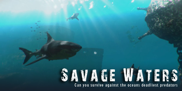 Shark Attack Deathmatch 2