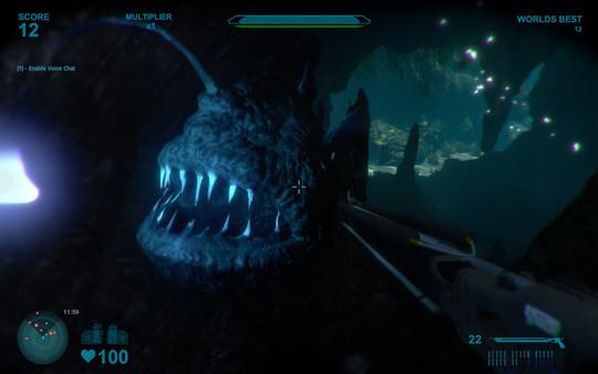 Shark Attack Deathmatch 2 ScreenShot 1
