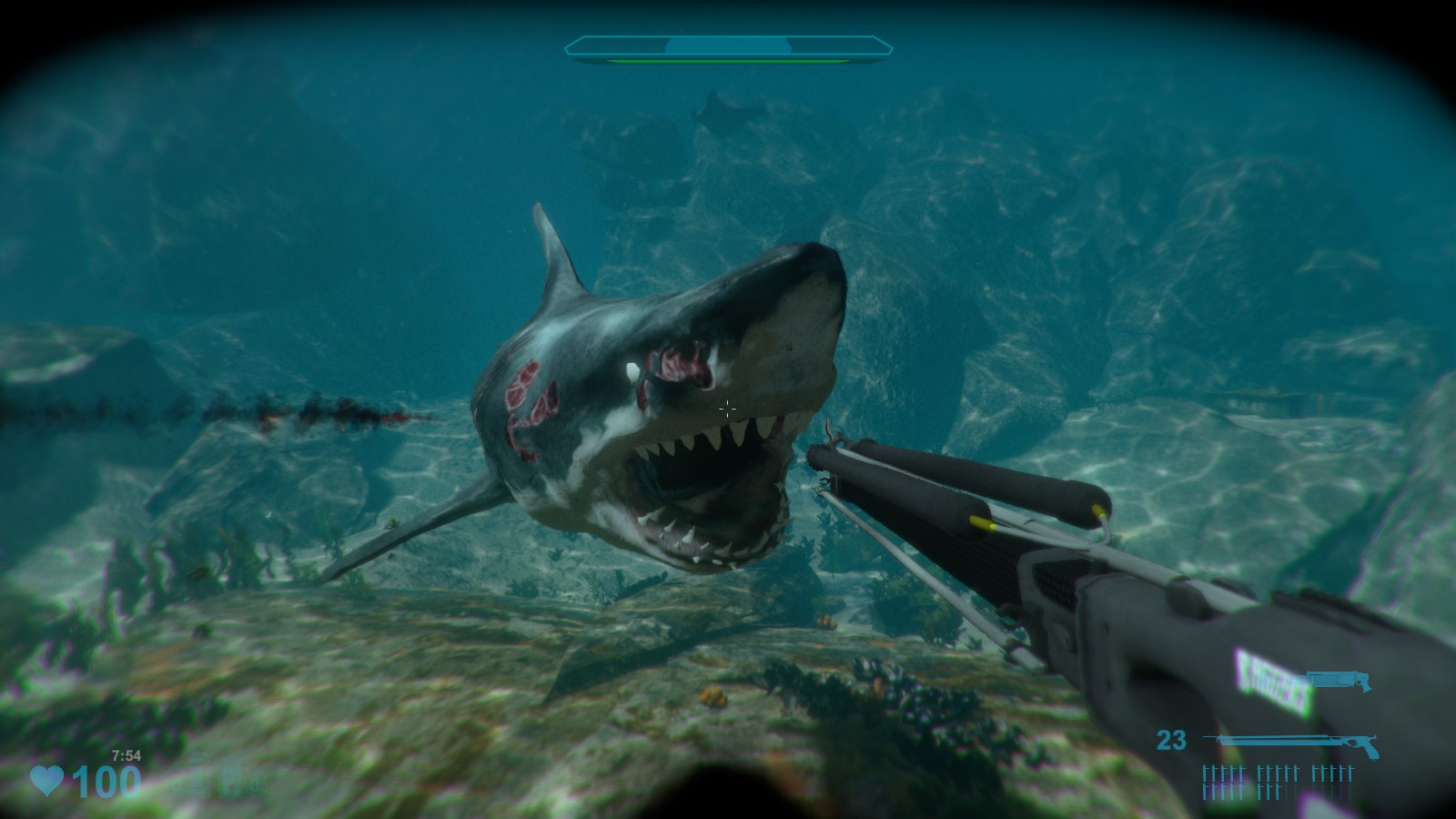Shark Attack - Play Free Shark Games Online