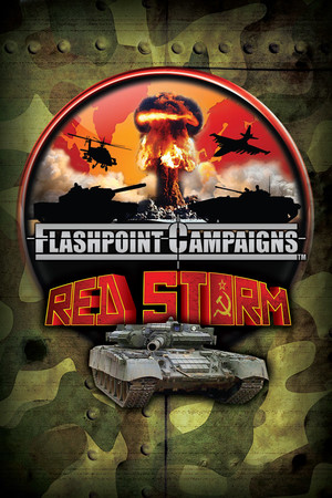 Flashpoint Campaigns: Red Storm Player's Edition poster image on Steam Backlog
