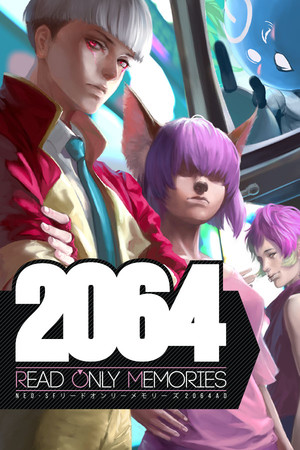 2064: Read Only Memories poster image on Steam Backlog