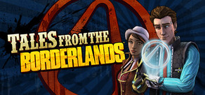 Tales from the Borderlands cover art