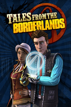 Tales from the Borderlands poster image on Steam Backlog