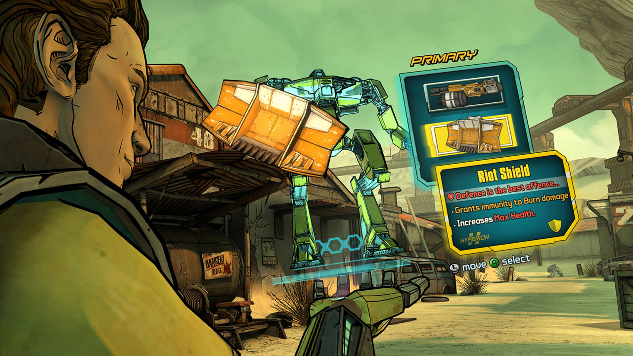 Tales From The Borderlands PC (FLT) 3