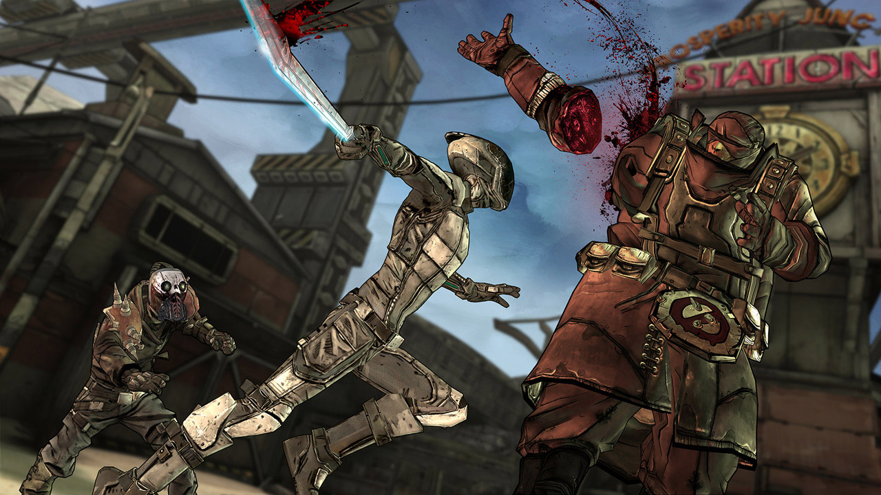 Tales From The Borderlands PC (FLT) 1
