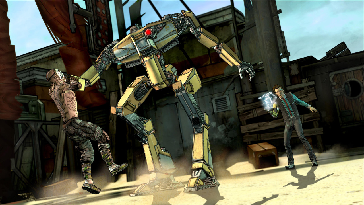 Tales From The Borderlands PC (FLT) 4