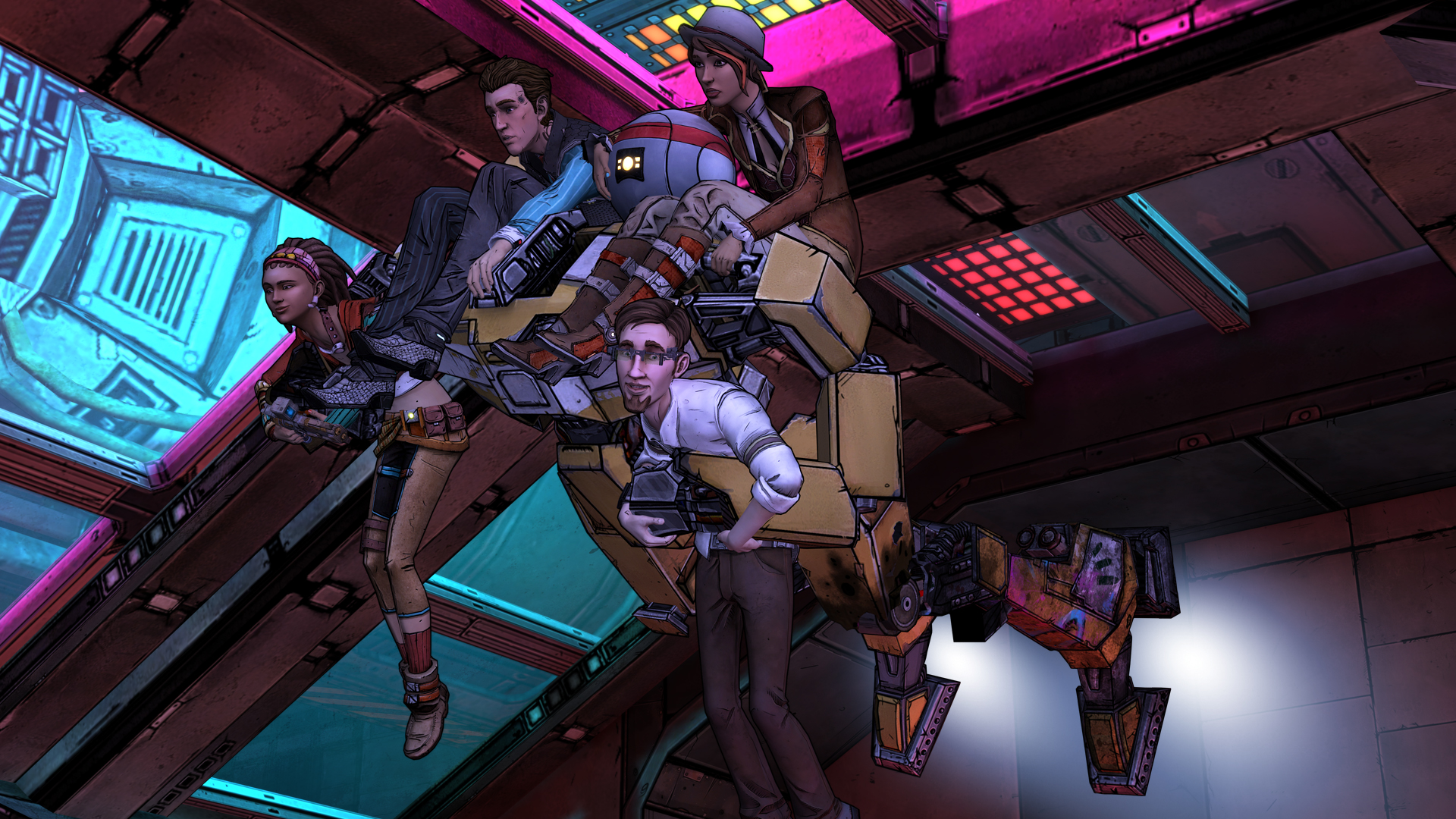Tales from the Borderlands Free PC Download