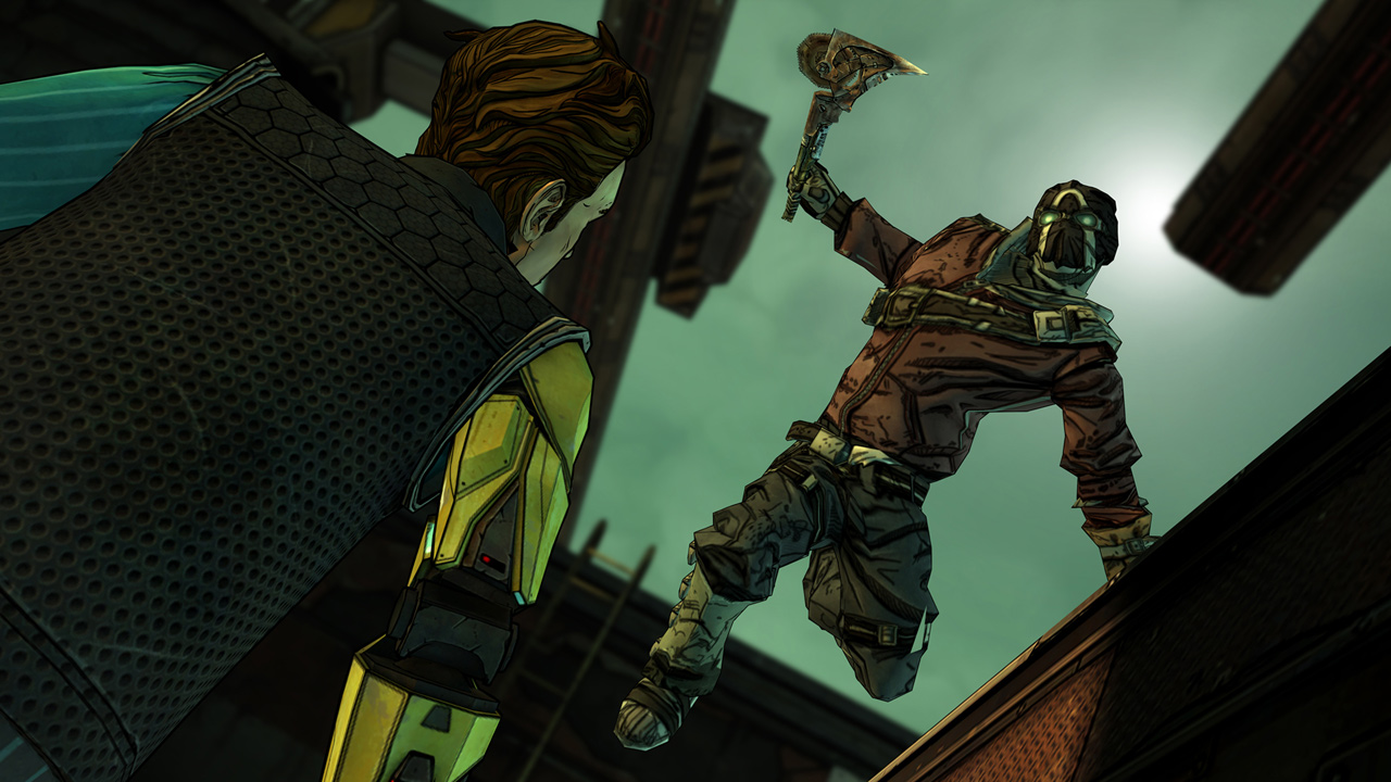 Tales From The Borderlands PC (FLT) 2