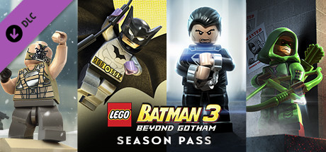 LEGO Batman 3: Beyond Gotham Season Pass on Steam
