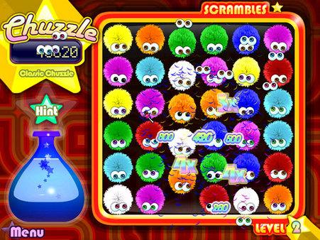 Скриншот из Chuzzle Deluxe