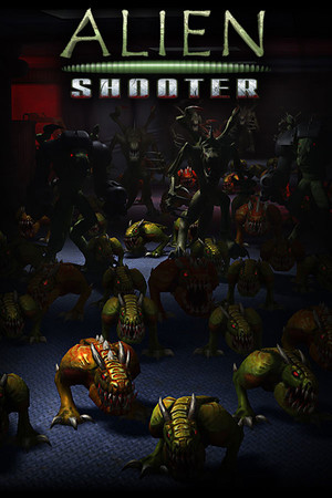 Alien Shooter poster image on Steam Backlog