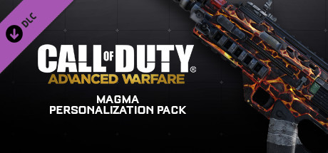 Call of Duty®: Advanced Warfare - Magma Personalization Pack