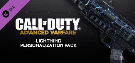 Call of Duty®: Advanced Warfare - Lightning Personalization Pack
