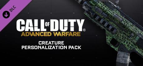 Call of Duty®: Advanced Warfare - Creature Personalization Pack