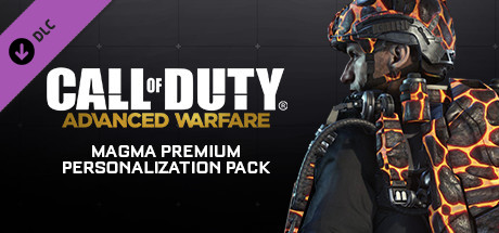 Call of Duty®: Advanced Warfare - Magma Premium Personalization Pack