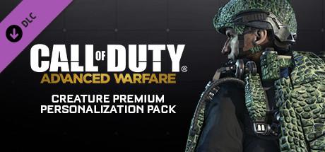 Call of Duty®: Advanced Warfare - Creature Premium Personalization Pack