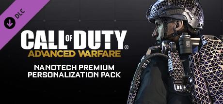 Call of Duty®: Advanced Warfare - Nanotech Premium Personalization Pack