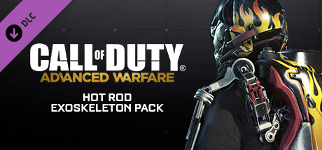 Call of Duty®: Advanced Warfare - Hot Rod Exoskeleton Pack