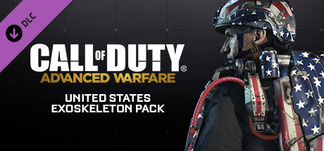 Call of Duty®: Advanced Warfare - United States Exoskeleton Pack