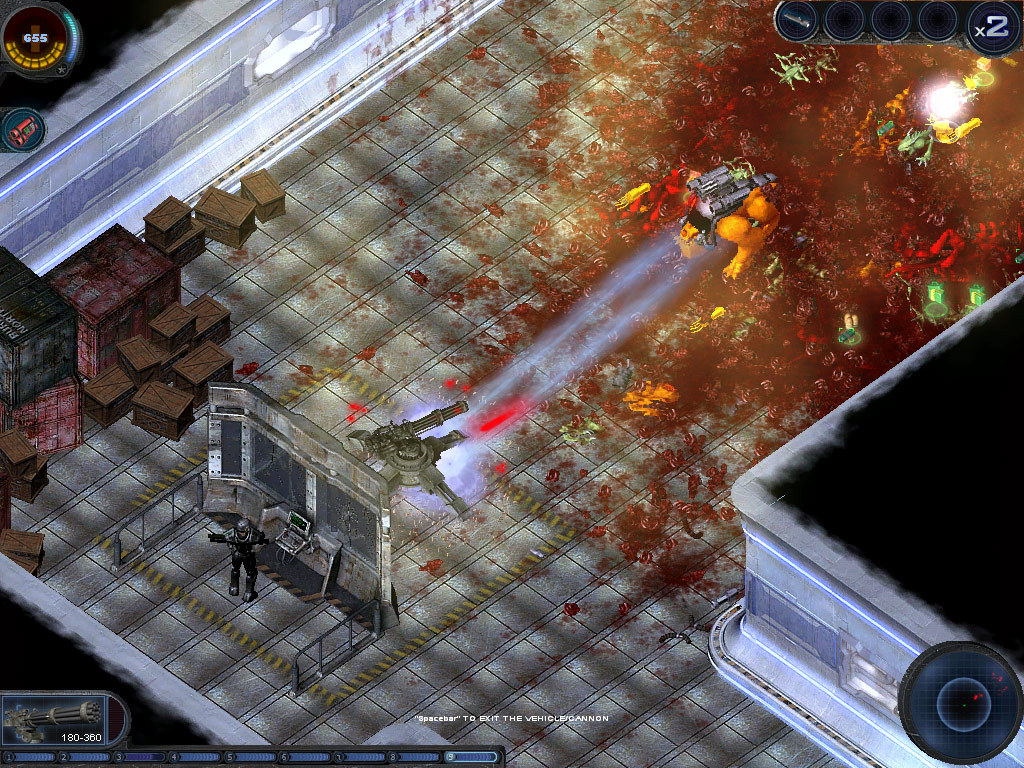 Download Alien Shooter 4 For Free