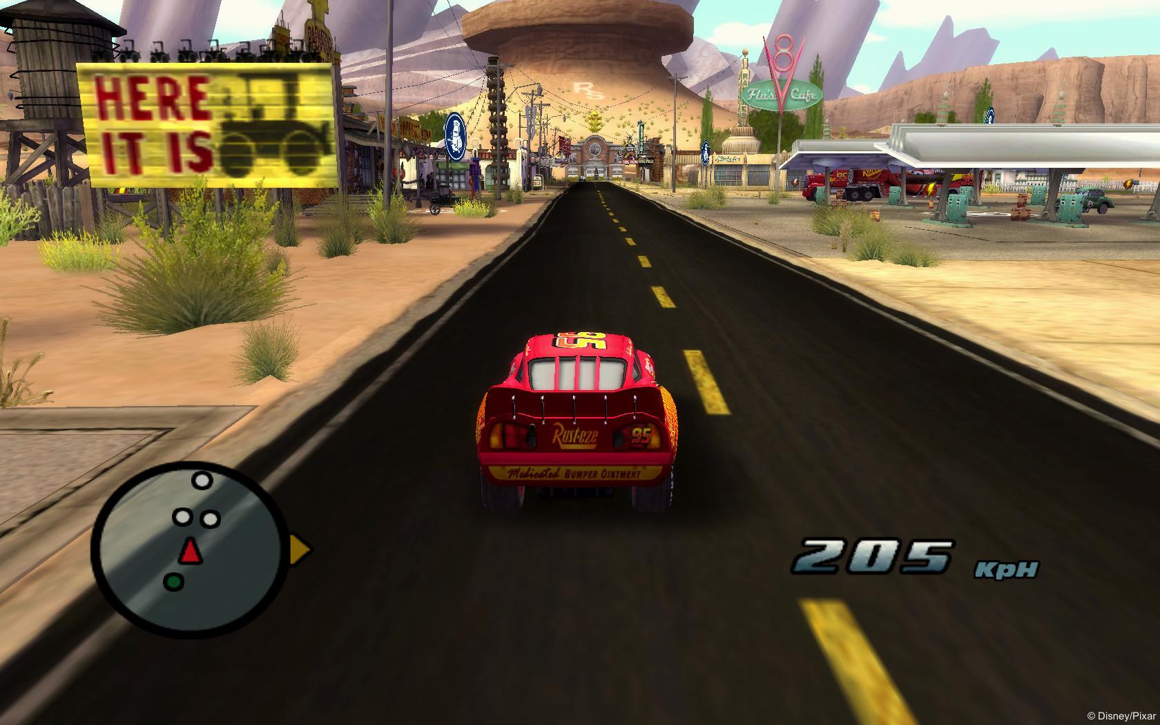 Cars: Lightning Speed - Play Cars: Lightning ... - Crazy Games