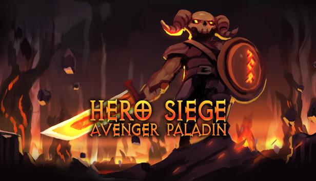 Hero Siege - Avenger Paladin (Class + Skin) Download