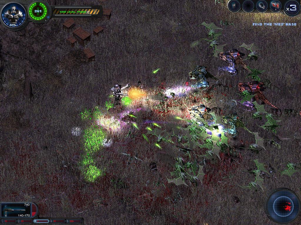 Best games likeAlien Shooter 2: Reloaded per platform