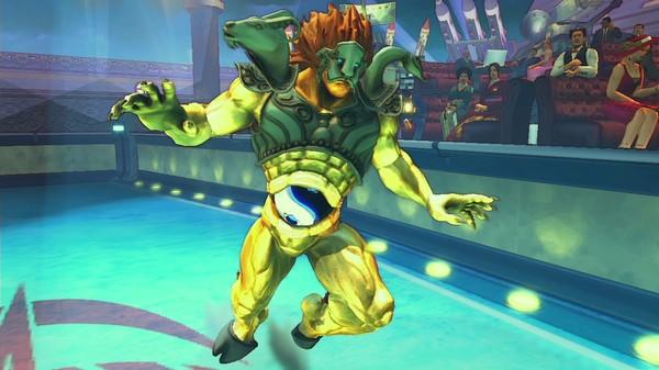 скриншот USFIV: Shadaloo Wild Pack 4