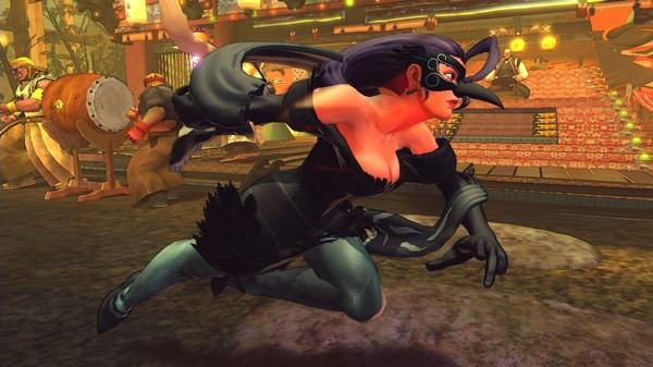 скриншот USFIV: Femme Fatale Wild Pack 1