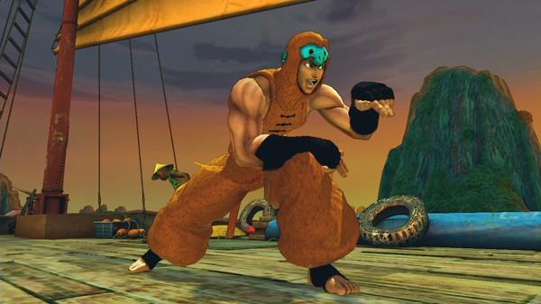 скриншот USFIV: Arcade Challengers Wild Pack 3