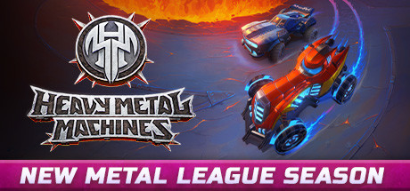 Heavy Metal Machines on Steam