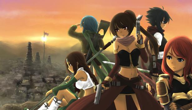 Sword of Asumi - CharCreator