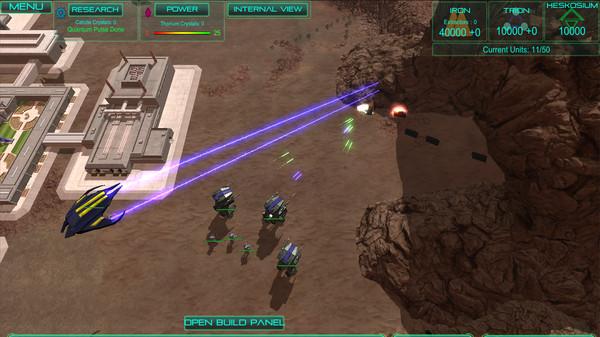 Screenshot of Executive Assault