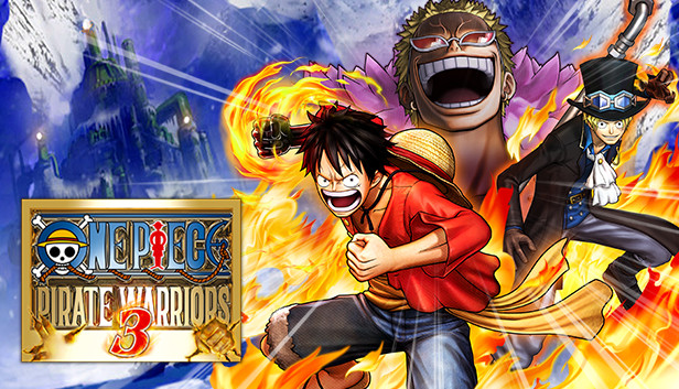 ONE PIECE: PIRATE WARRIORS 3 + NARUTO SHIPPUDEN: ULTIMATE NINJA STORM 4 + UNCHARTED: THE NATHAN DRAKE COLLECTION