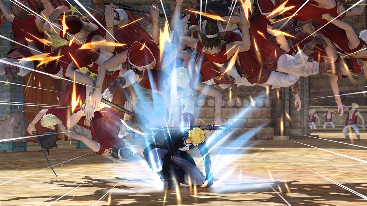 One Piece Pirate Warriors 3 ESPAÑOL PC Full PROPER (CODEX) + REPACK 2 DVD5 (JPW) 3