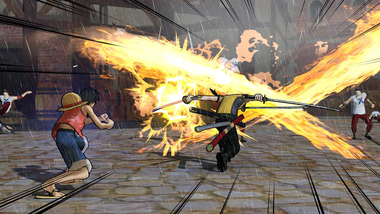 One Piece Pirate Warriors 3 ESPAÑOL PC Full PROPER (CODEX) + REPACK 2 DVD5 (JPW) 8