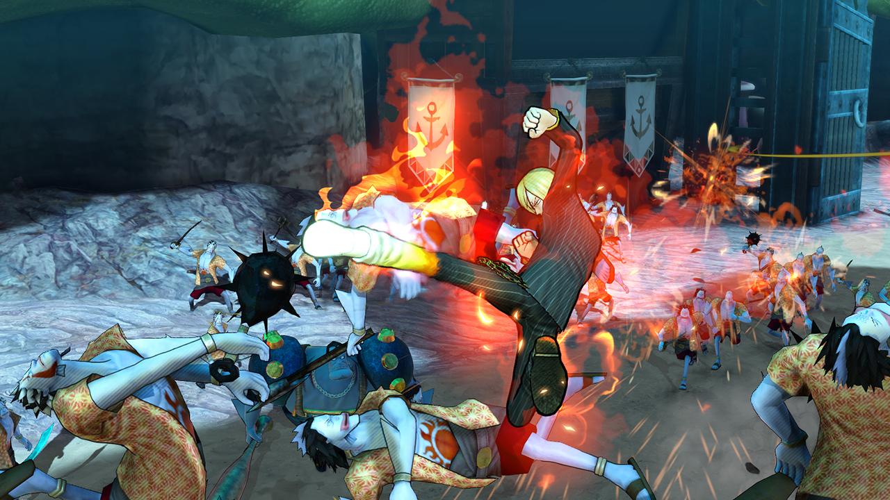 One Piece Pirate Warriors 3 On Steam