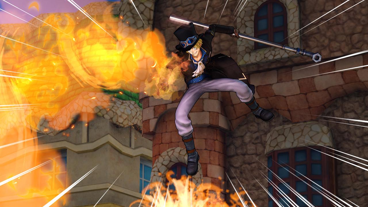One Piece Pirate Warriors 3 ESPAÑOL PC Full PROPER (CODEX) + REPACK 2 DVD5 (JPW) 2