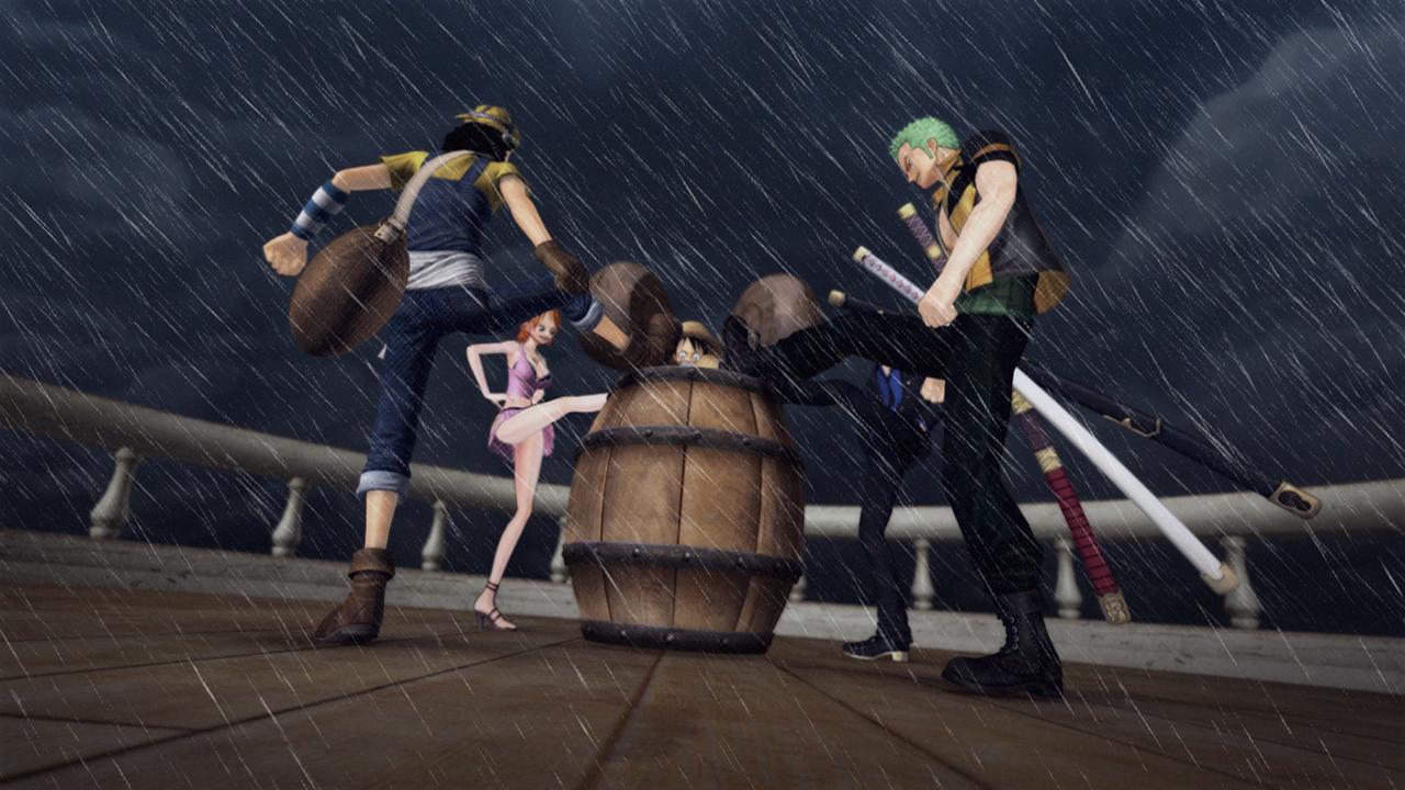 One Piece Pirate Warriors 3 ESPAÑOL PC Full PROPER (CODEX) + REPACK 2 DVD5 (JPW) 9