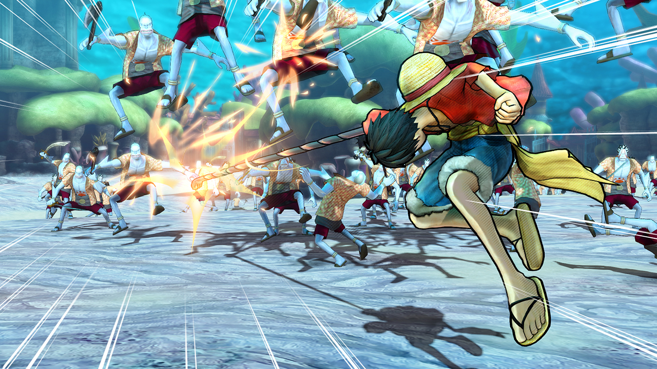 للبلايستيشن 3 One Piece Pirate Warriors 3 تحميل لعبة DLGAMES - Download All Your Games For Free