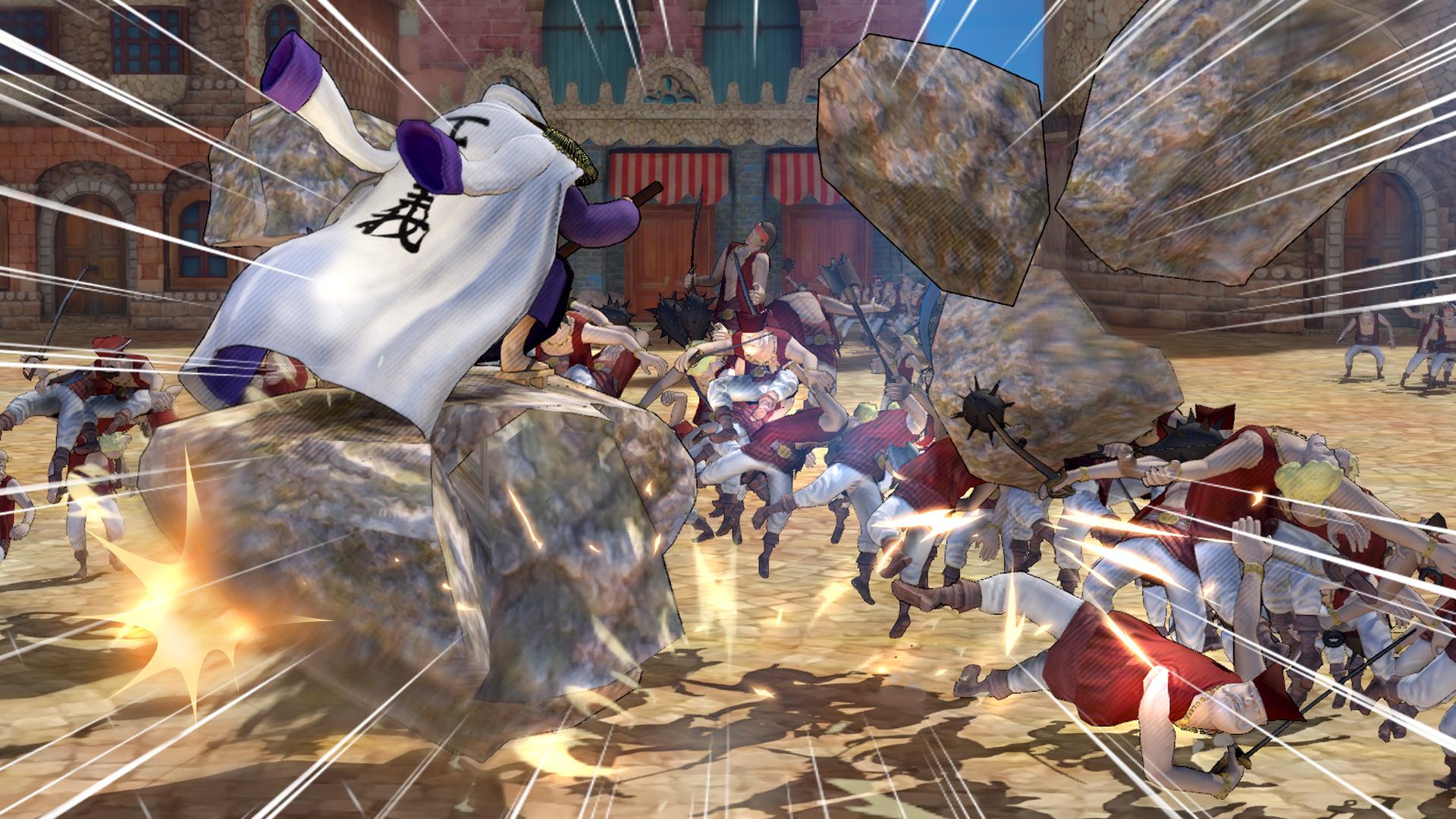 One Piece Pirate Warriors 3 ESPAÑOL PC Full PROPER (CODEX) + REPACK 2 DVD5 (JPW) 4