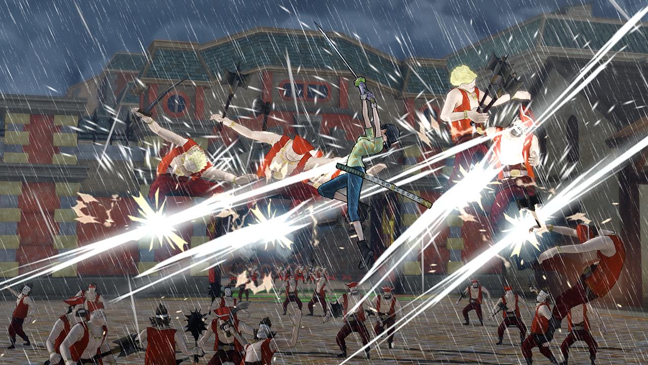 One Piece Pirate Warriors 3 ESPAÑOL PC Full PROPER (CODEX) + REPACK 2 DVD5 (JPW) 7