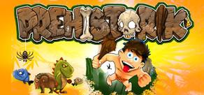 Prehistorik cover art