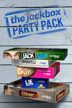 The Jackbox Party Pack poster image on Steam Backlog
