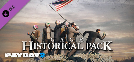 PAYDAY 2: Gage Historical Pack