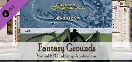 Fantasy Grounds - C&C: A2 Slag Heap