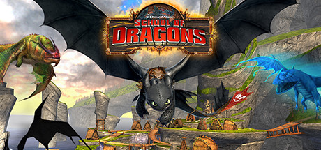 School of dragons on steam players raise and train their own dragon interact with characters from the httyd franchise ccuart Image collections