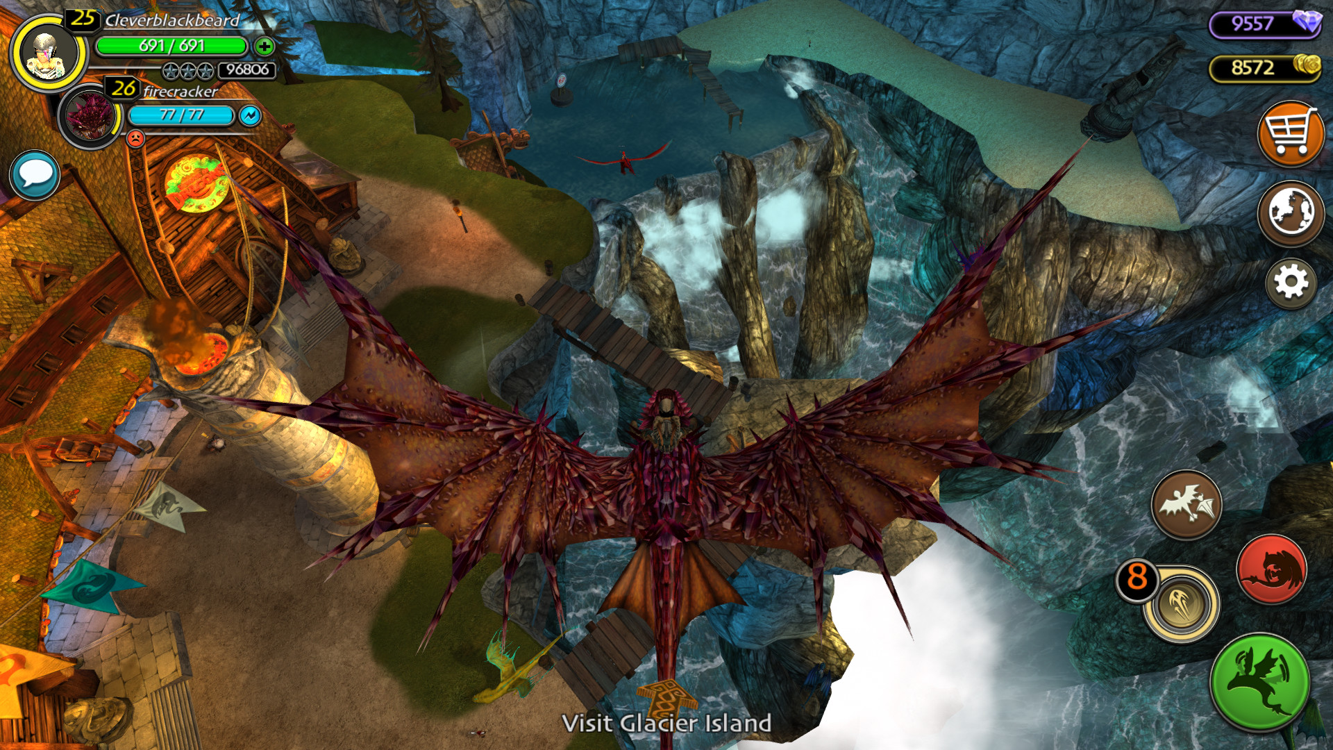 Dragons Of The Edge